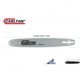 Guide chaine tronçonneuse Homelite 40 cm 3/8 050 60 dents