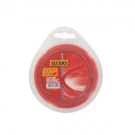 Fil debroussailleuse rond 2.4 mm