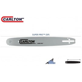 Guide chaine tronçonneuse Homelite 40 cm 3/8 058 60 dents
